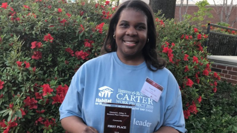 Business Competition Winner Taylor Shares Dream of Greener Tuscaloosa on WVUA