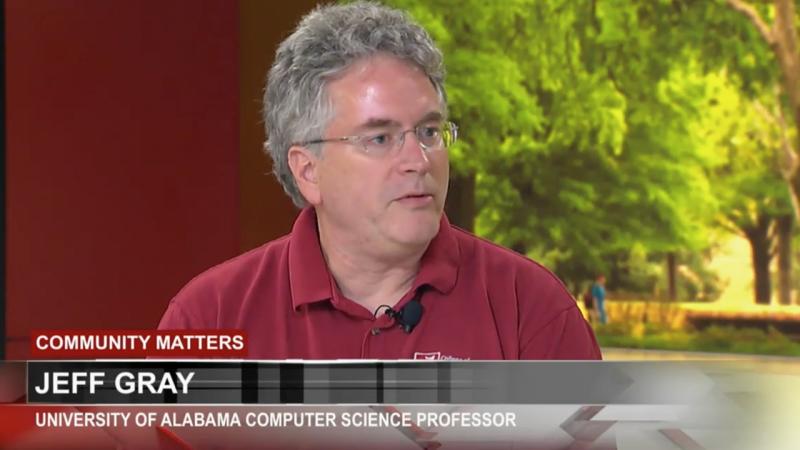 Tech Tuscaloosa Movement with Jeff Gray