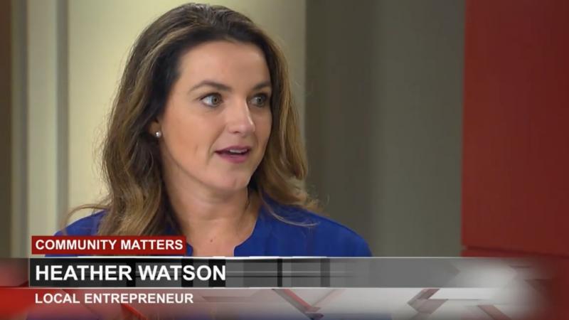 Heather Watson explains CBD oil popularity