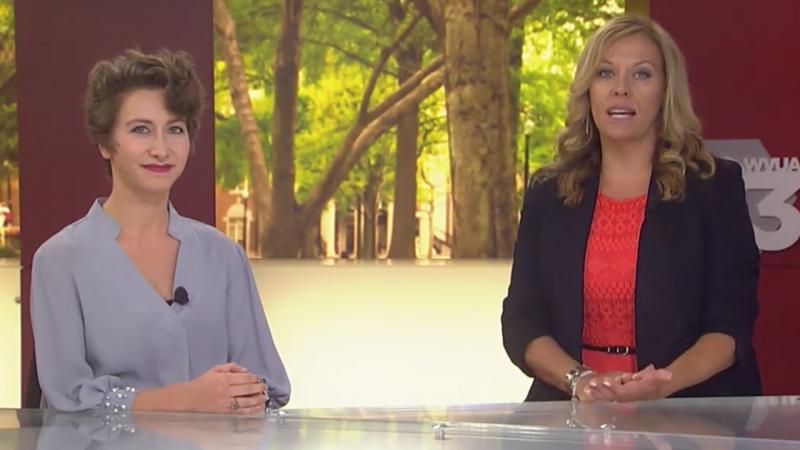 EDGE Graduate, Kinematic Sports' Morgan Dewitt speaks with WVUA