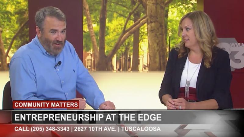Rusty Sutterlin explains his entrepreneurship success
