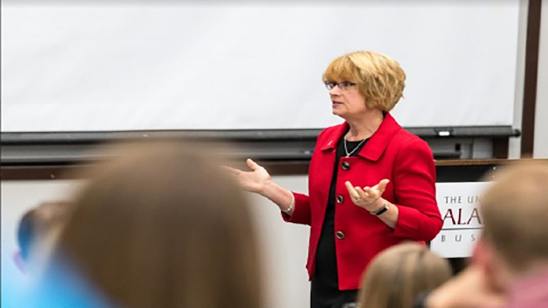 Culverhouse Dean discusses purpose of The EDGE and other programs